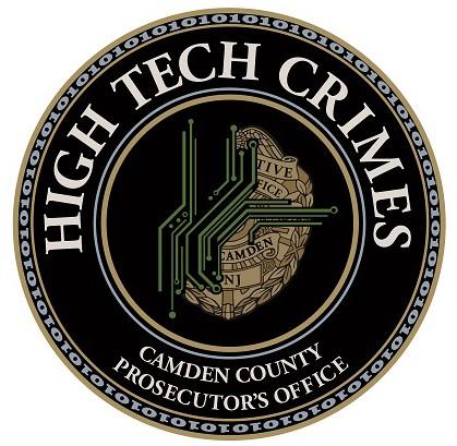 High-Tech Crimes Unit Logo. Credit: CCPO.