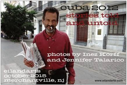 """Photo Exhibition:  """"Cuba 2012: Stories Told & Untold"""""""
