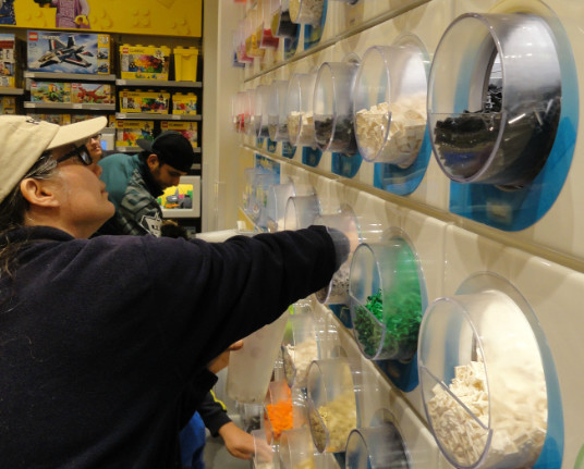 Boutique Bricks: Collectors Flock to LEGO Store in Cherry Hill