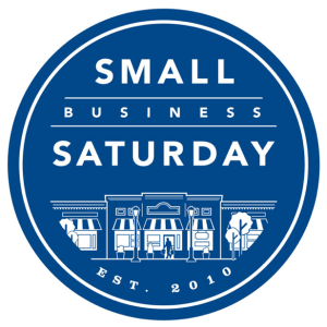 Small Business Saturday marketing materials.