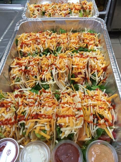 Local Links tacos. Credit: Joe Gentile.
