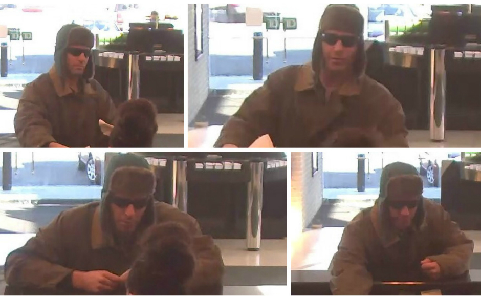 Jan. Oaklyn Bank Robbery suspect. Credit: CCPO.