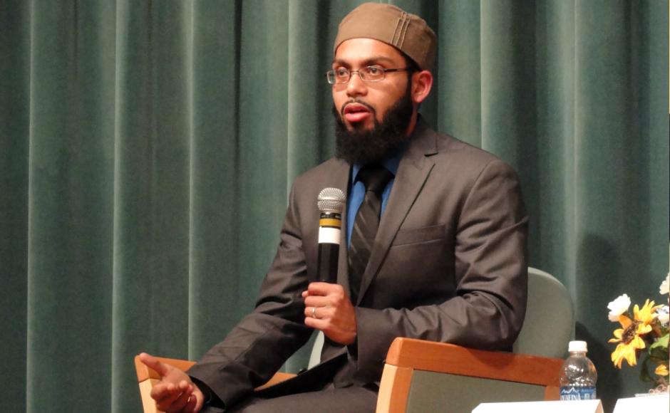 Imam Hossain. Credit: Matt Skoufalos.