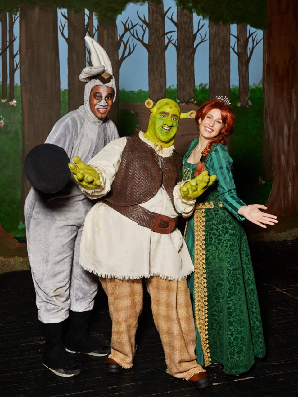 Haddon Heights High School Presents: Shrek the Musical