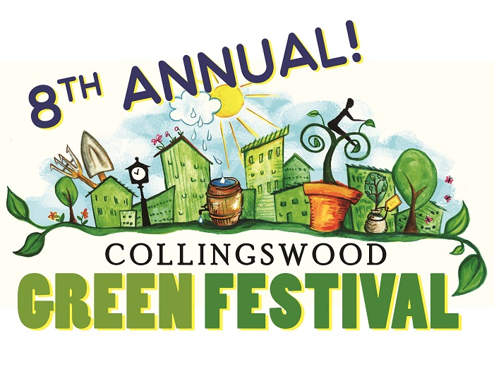 8th Annual Collingswood Green Festival