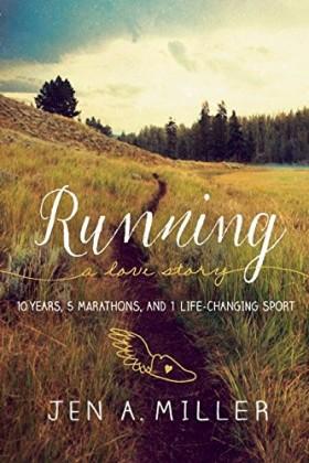 Running: A Love Story is Jen A. Miller's third book. Credit: Jen Miller.