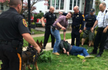 A multi-agency effort led to the arrest of a residential burglary suspect in Haddon Towsnship. Credit: NJPEN.
