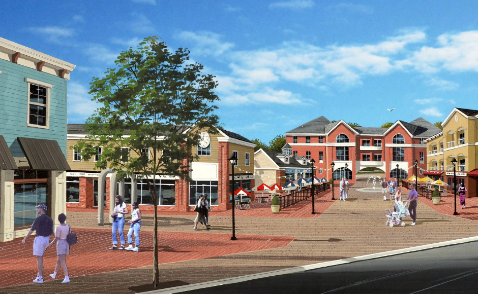 Merchantville Debuts Downtown Redevelopment Concepts