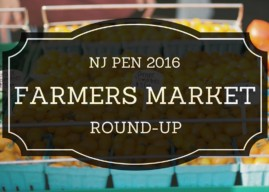 NJ Pen 2016 Farmers Market Preview