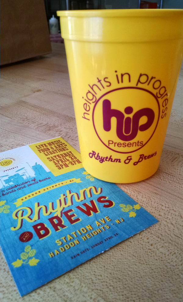 The Rhythm and Brews Music Festival will be the first of its kind in Haddon Heights. Credit: Matt Skoufalos.