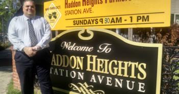 Haddon Heights Planning Board Chair Christopher Soriano. Credit: Matt Skoufalos.