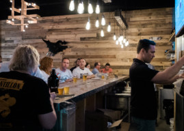 NJ Pen First Look: Devil's Creek Brewery Launches in Collingswood