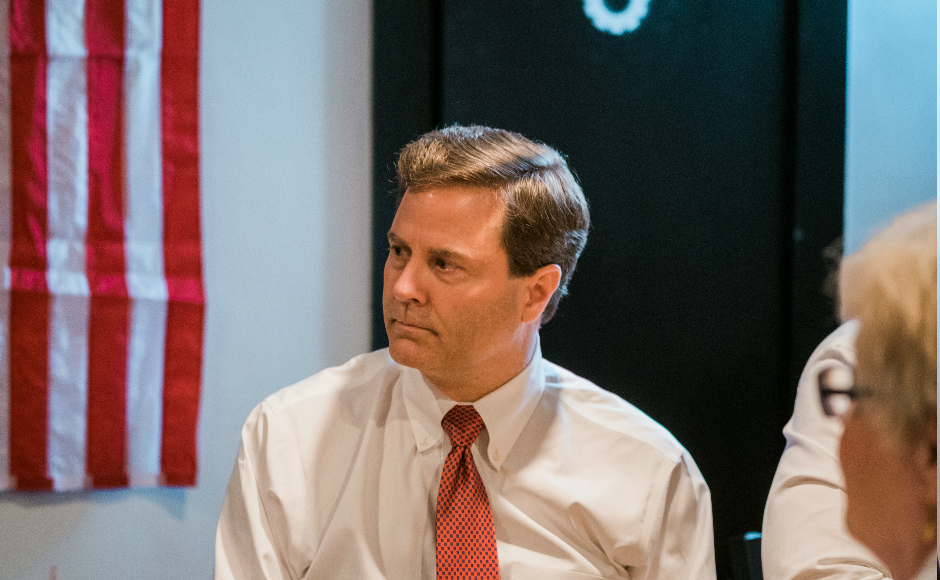 Congressman Donald Norcross. Credit: Tricia Burrough.