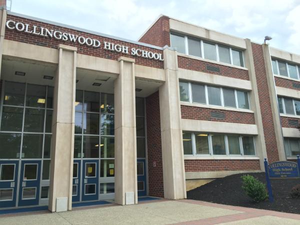 Collingswood High School. Credit: Abby Schreiber.
