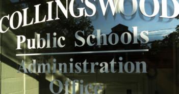 Collingswood School District Administration Building. Credit: Matt Skoufalos.