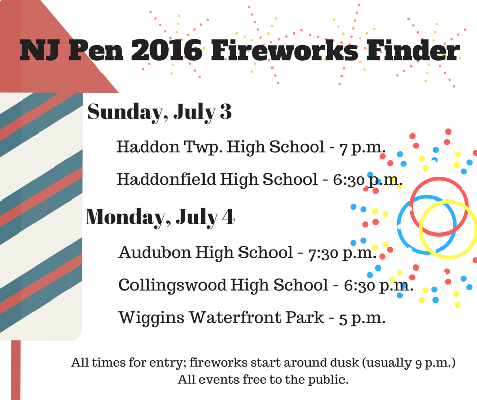 NJ Pen 2016 Fireworks Finder