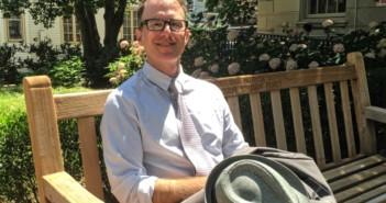 New Haddonfield Library Director Eric Zino. Credit: Media Friendly PR.