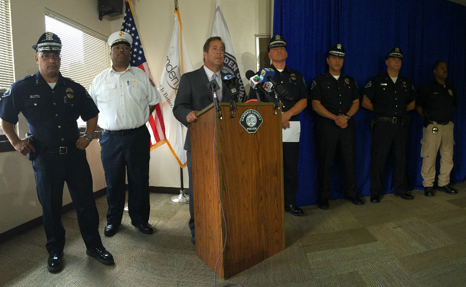 Camden County PD Arrest Suspect in Fourth of July Arson Spree