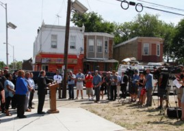 Camden Demos Aimed at Stabilizing Neighborhoods, Curbing Blight