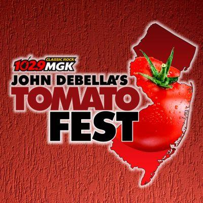 John DeBella Tomato Fest