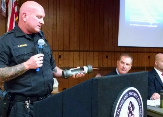 NJ Homeland Security Holds Training, Coordination Visit in Camden