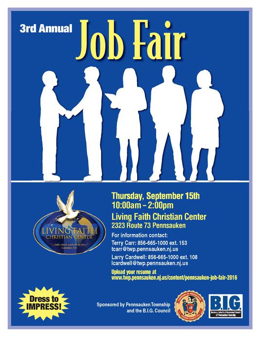 Pennsauken Job Fair