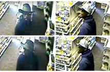 Suspects in the October 25 robbery of the Ames Drug Store in Collingswood. Credit: CCPO.