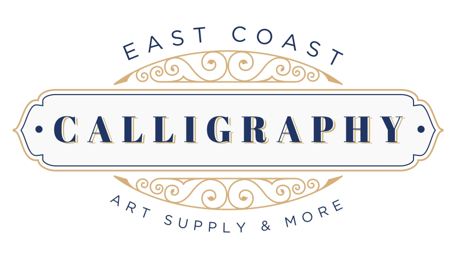 East Coast Calligraphy logo. Credit: East Coast Calligraphy.