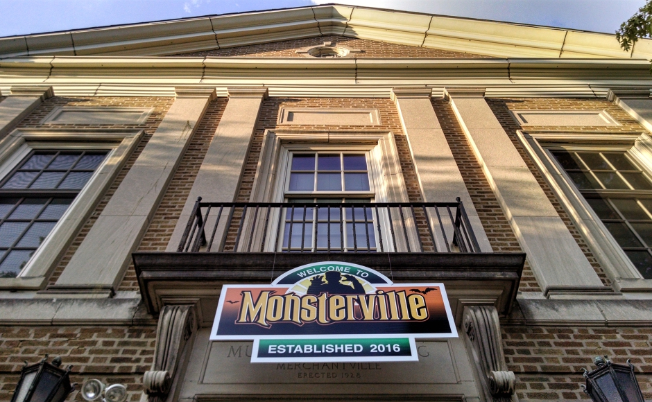 Monsterville Hall. Credit: Kidz Shotz Photography.