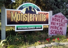Merchantville Becomes 'Monsterville' for Two Weeks of Halloween Celebrations