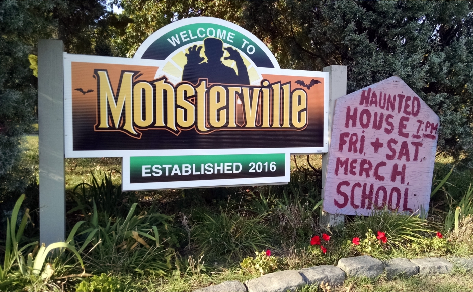merchantville becomes monsterville for two weeks of halloween celebrations