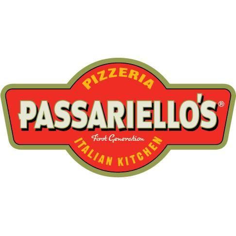 Passariello's logo. Credit: Matt Skoufalos.