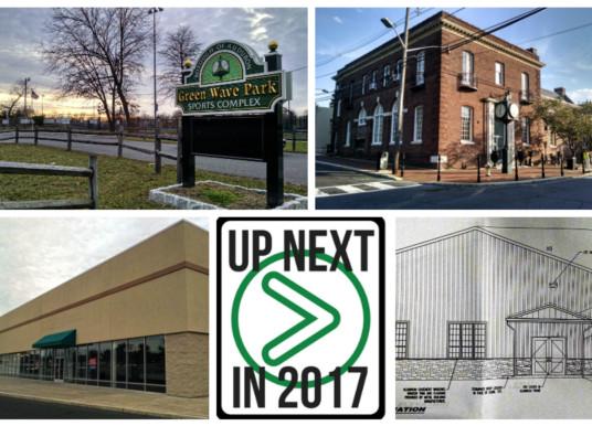 Up Next in 2017: Audubon to Court Shopping Center Tenants, Build Community Center