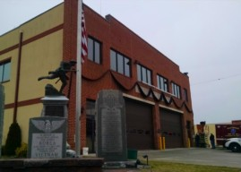 Big Boots to Fill as Westmont Fire Company Loses Its Santa
