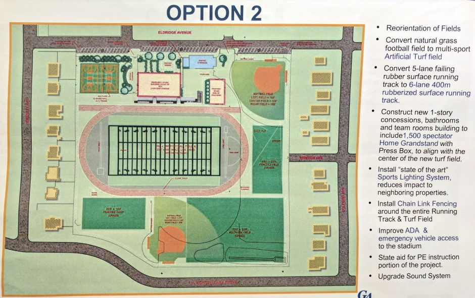 Collingswood Boe Preps Athletic Facilities Referendum For