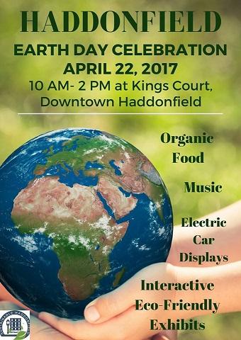 Haddonfield's Earth Day Celebration