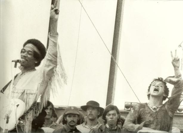 Story Teller and Concert: Gerardo Velez of Jimi Hendrix's Woodstock Band & Kiss The Sky-The Jimi Hendrix Re-Experience