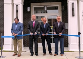 NJDEP Celebrates Haddon Towne Center Ribbon-Cutting as Brownfield Redevelopment