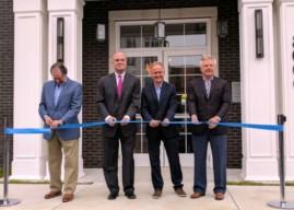 NJDEP Celebrates Haddon Towne Center Ribbon-Cutting as Brownfield Redevelopment