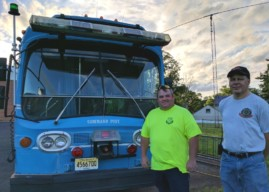 Amateur Radio Alive and Thriving in Audubon
