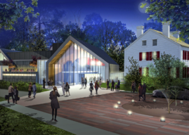 Boxwood Arts Group Debuts Plans for Downtown Theater Before Haddonfield Commissioners