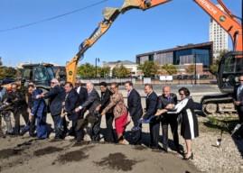 Camden Breaks Ground on $72M Joint Health Sciences Center