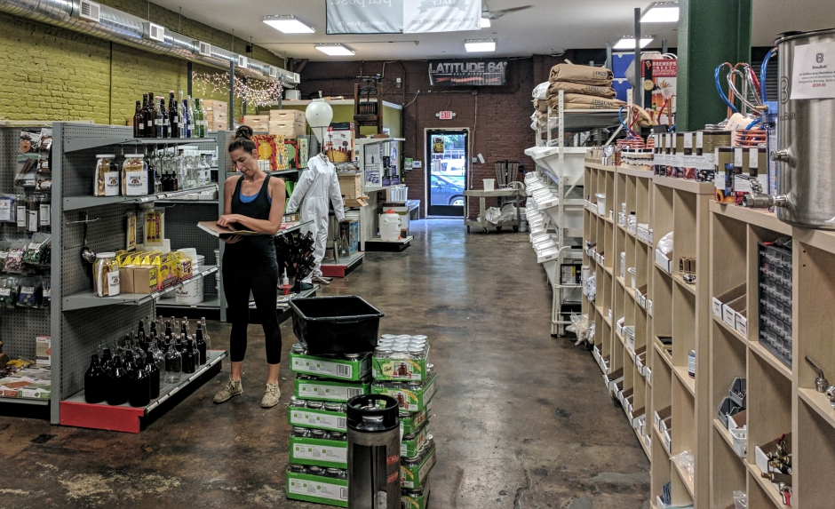 Philly Homebrew Outlet to Open in Oaklyn as Studio Luloo Relocates – Home Brew Supply Business Plan