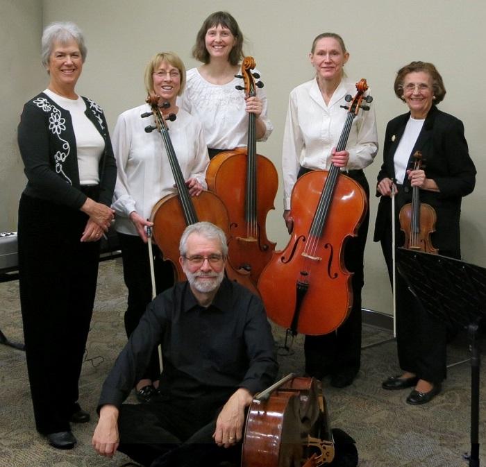 Haddonfield Cello Society Performance at Haddonfield Public Library