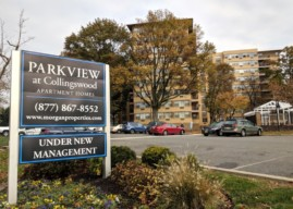From Heights to Parkview as New Owners Rebrand, Renovate Collingswood Apartments