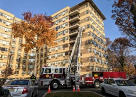 Parkview Apartment Fire Displaces Collingswood Family, None Injured