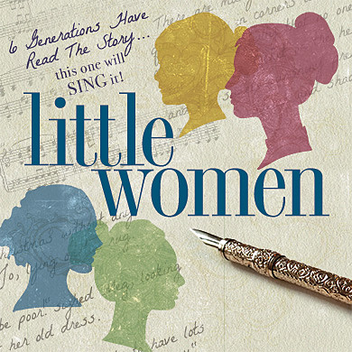 Little Women: The Musical at The Eagle Theatre