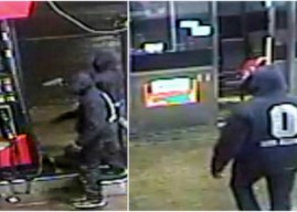 Police Seek Suspects in Woodlynne Gas Station Robbery, Shooting