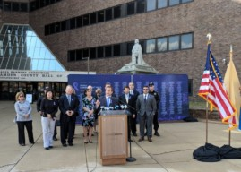 Camden County Files Racketeering Lawsuit Against Opioid Manufacturers