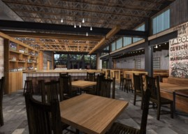 PJW Group Preps Taco-and-Tequila Restaurant at Former Irish Mile